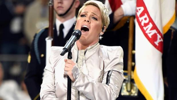 Pink Gets Discharged From Hospital, Unleashes Fury on Paparazzi