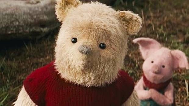 China denies entry to Disney film featuring Winnie the Pooh