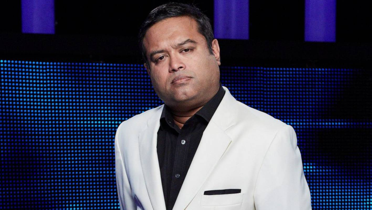 The Chase's Paul Sinha announces engagement to long-time ...