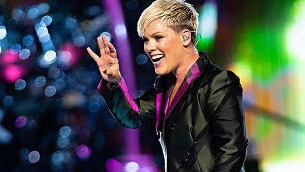 Pink confirms cancelled Sydney concerts will be rescheduled