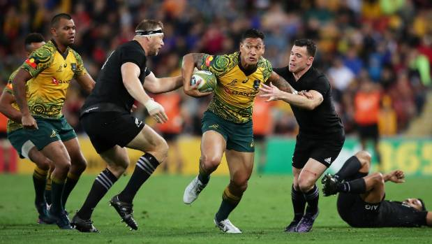 Wallabies captain Michael Hooper cleared to face All Blacks