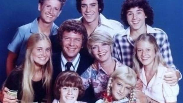 That's the way they all became the Brady Bunch