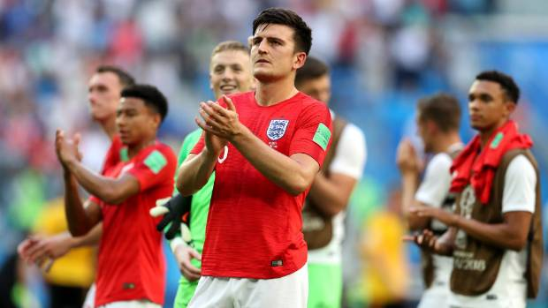 Harry up and sign me: Maguire's keen on Manchester United switch