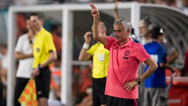 Manchester United haven't improved at all - Mourinho