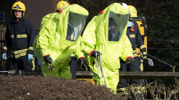 USA  imposes sanctions on Russian Federation  over Skripal poisonings in Salisbury