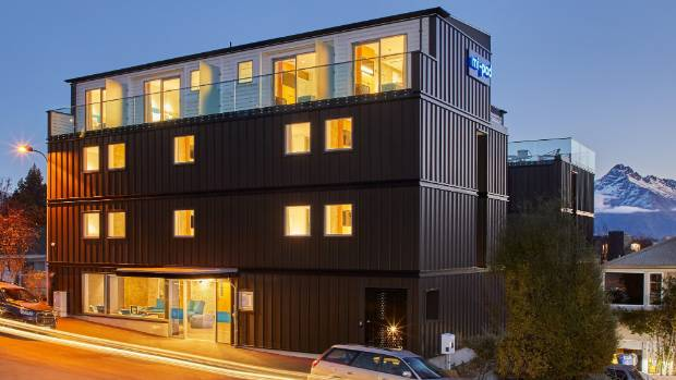 The owners of Mi-pad Queenstown say it is New Zealand's first fully smart hotel.