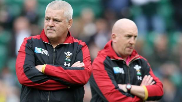 Edwards to leave Wales post RWC