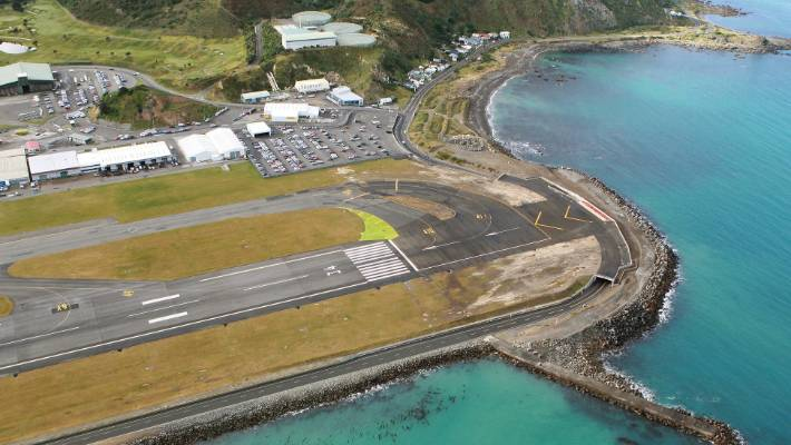 Wellington Airport says the safety of its users are its number one priority.