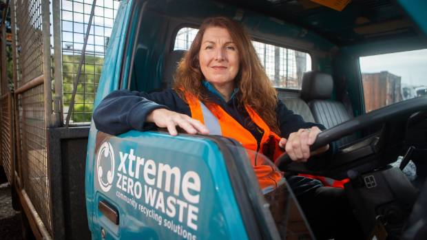 Xtreme Zero Waste's new chief entrepreneurial officer, Cheryl Reynolds, wants to solidify what the organisation has achieved so far and expand it.