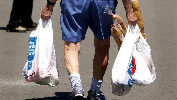 New Zealand to ban single-use plastic bags