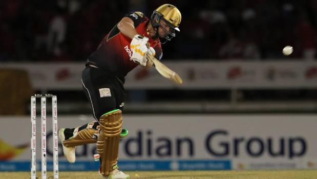 CPL: Andre Russell breaks records as Jamaica Tallawahs beat Trinbago Knight Riders