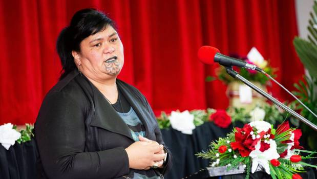 Minister Nanaia Mahuta is responsible for Te Puni Kōkiri, the ministry that allocates radio spectrum to iwi.