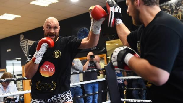 Tyson Fury: I'm the best boxer worldwide