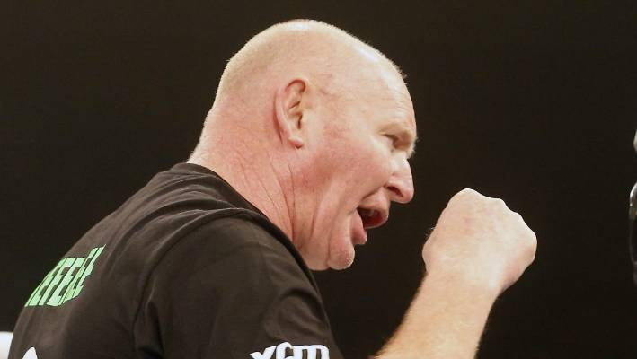 Charity boxing referee Steve Wills thinks there needs to be a review of corporate boxing.