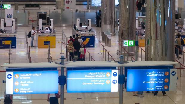 Dubai drops charges against mother who insulted airport official