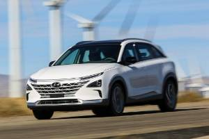 The Hyundai Nexo is currently only going to be sold in California, as it is pretty much the only place you can easily ...