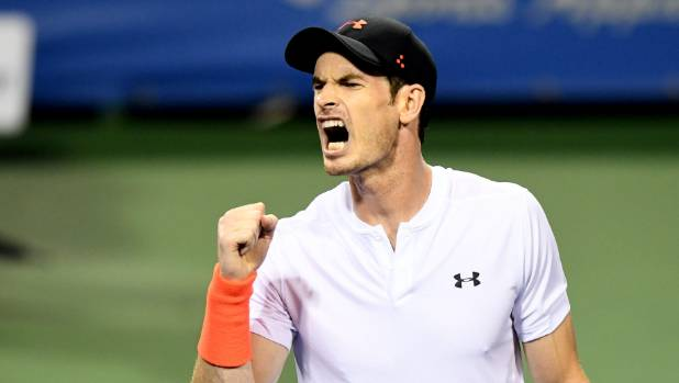 Andy Murray is on the comeback trail from surgery