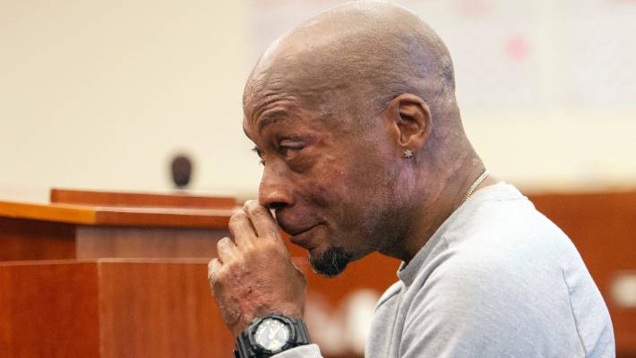Dewayne Johnson who was granted $440 million damages after a US jury determined Monsanto's Roundup weed killer contributed to his disease.