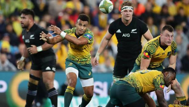 Crotty, Ioane to miss second Bledisloe Test
