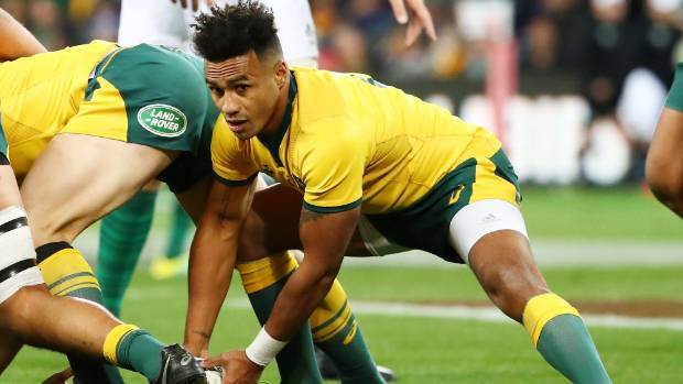 Wallabies halfback Will Genia favourite to win John Eales Medal