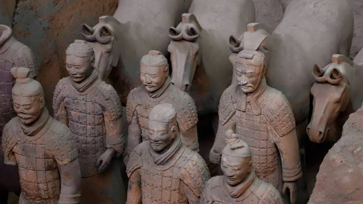 The Terracotta Warriors, Xi'an, China: 'Nothing can prepare