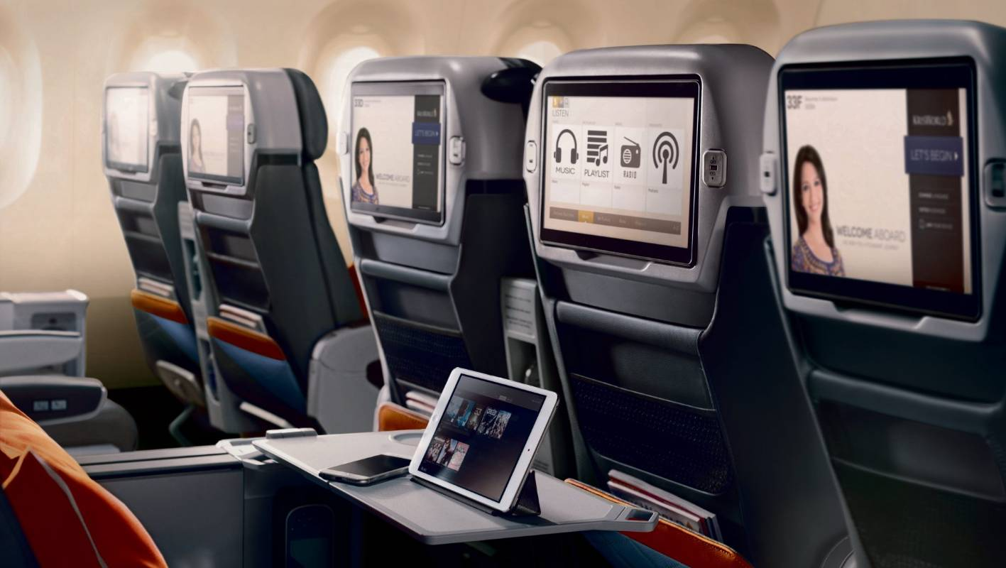 Flight test: Premium economy on Singapore Airlines Boeing 777-300ER ...
