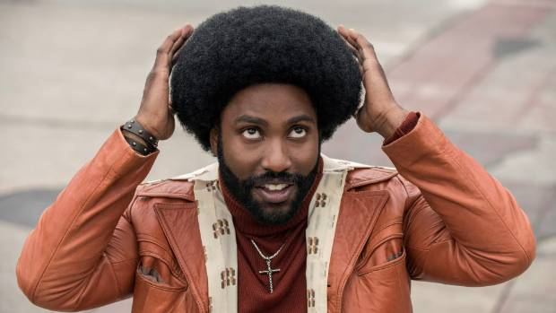 Director Boots Riley hits out at Spike Lee for 'made up' BlacKkKlansman