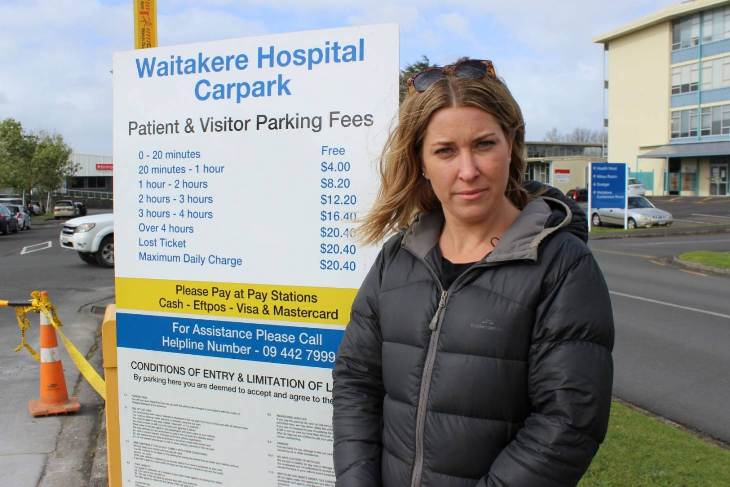 Hospitals Have Compassionate Car Parking Discounts But Who Qualifies Stuff Co Nz