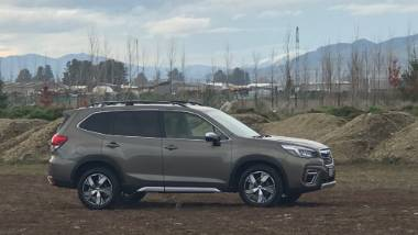 Why the Subaru Forester is our Top Medium SUV of 2018