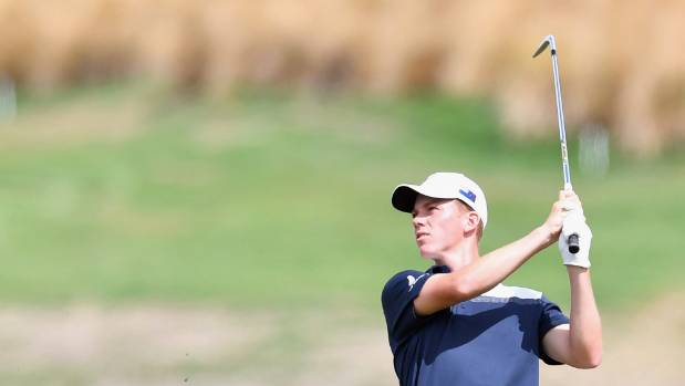 Montenegro beats Thornberry in US Amateur at Pebble Beach