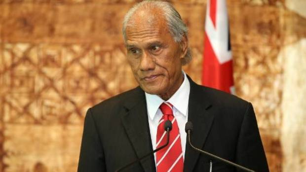 Tonga's Prime Minister'Akilisi Pohiva has challenged other Pacific Island leaders to participate in a year-long