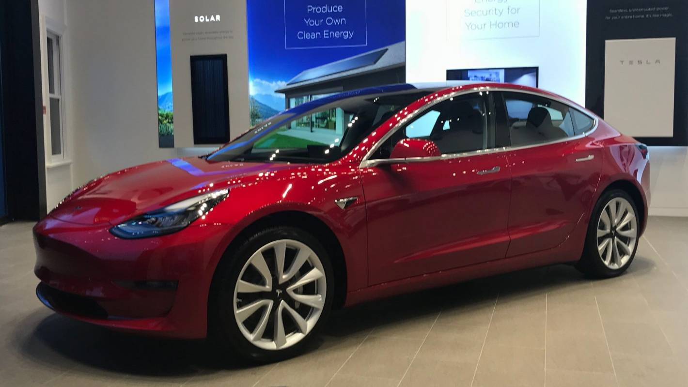 How Long Does It Take To Charge A Tesla >> Kiwis, the smaller, cheaper Tesla Model 3 is here. Sort of   Stuff.co.nz