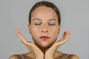 A Northwestern University study found that women who did face yoga did appear more youthful - but there was also a ...