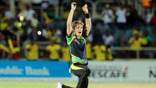 Tallawahs 178-4 vs St Kitts Patriots