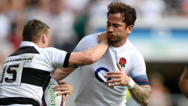 England global Cipriani charged with assault on police