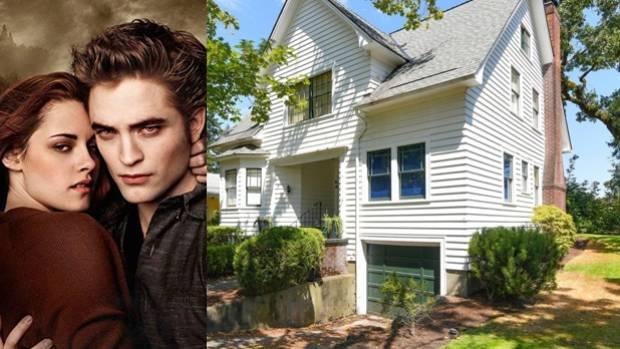 Twilight Home For Sale Hunky Vampire Not Included Stuff
