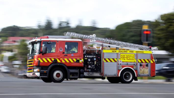 Firefighters attended a fire in Makarora and a huge fire in Tinvald, near Ashberton, on Saturday afternoon. (Photo file).