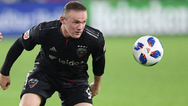 Rooney says not 'on holiday' in MLS