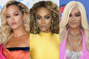 Rita Ora has highs and lows this week, Tyra Banks surprises us in spandex and Bebe Rexha can't pull off bad pleather.