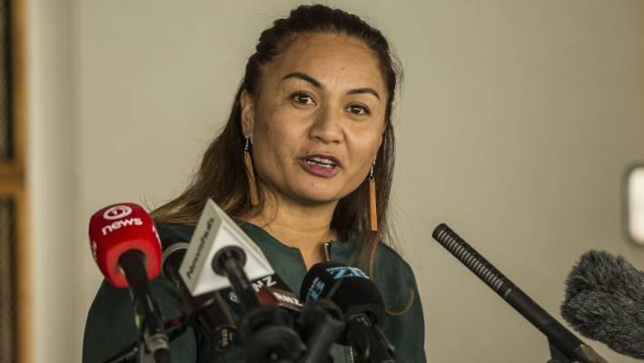 Green Party co-leader Marama Davidson.
