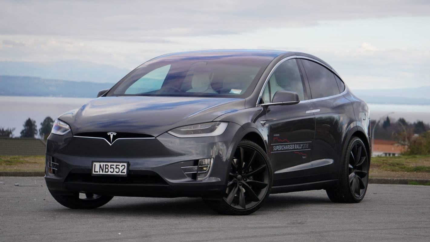 Tesla Has Supercharged The Suv Concept With The Model X