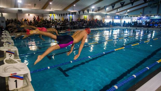 The Freyberg Pool of Palmerston North is closed on Friday after a poisoning hazard. It was cleared and reopened on Saturday ...