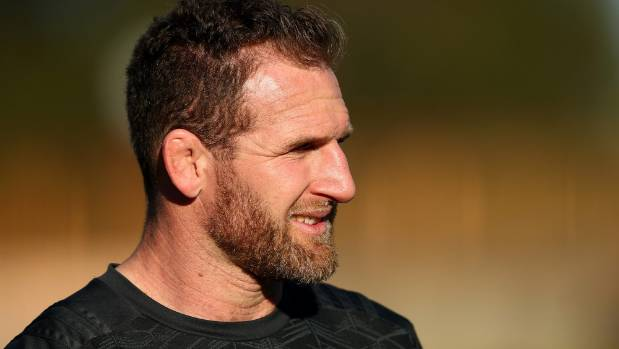 All Blacks captain Kieran Read: