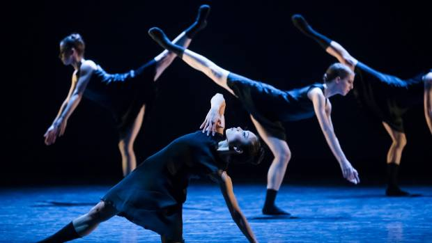 Review: RNZB impresses with Strength & Grace