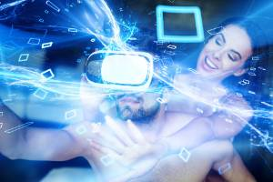 Developments in virtual reality could herald the sexual revolution's next quantum leap.