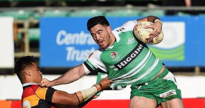 Nehe Milner-Skudder dazzled the home crowd with every step in Manawatū's victory over Waikato.