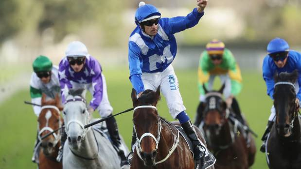 Winx makes history with 26th consecutive victory