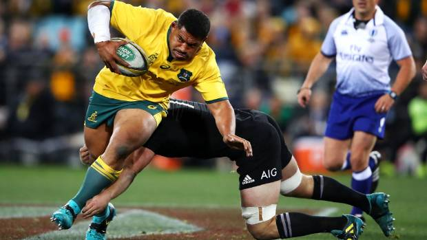 Bledisloe Cup broadcast marred by gaffe