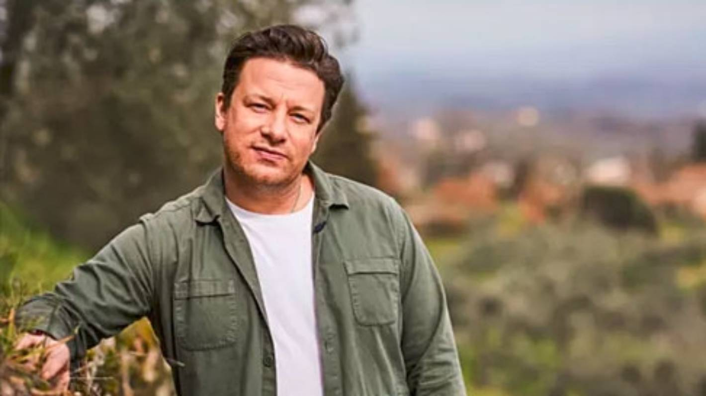Jamie Oliver says Brexit was to blame for his restaurants' collapse