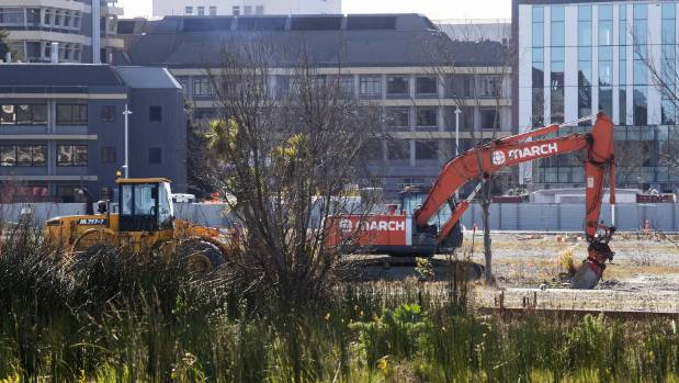 'Strong interest' to build Christchurch's metro sports facility